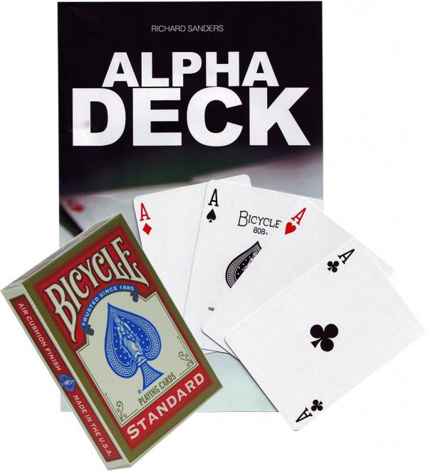 Alpha Deck von Richard Sanders