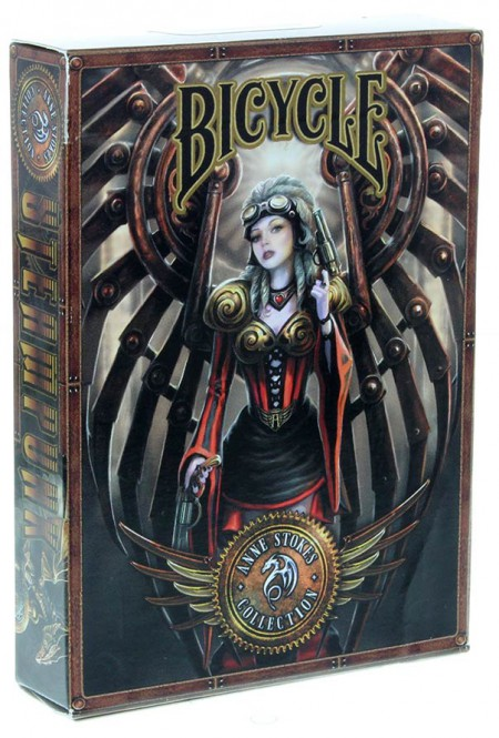 Bicycle Anne Stokes Steampunk Collection Deck