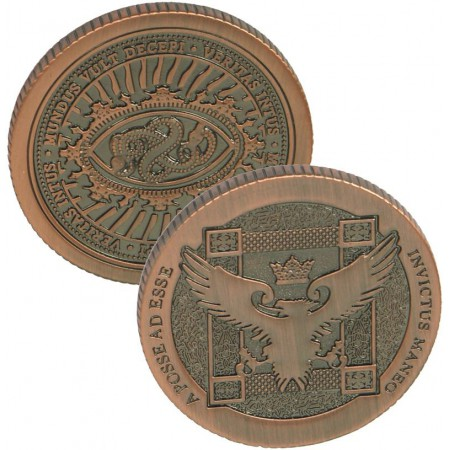 Copper Artifact Coins