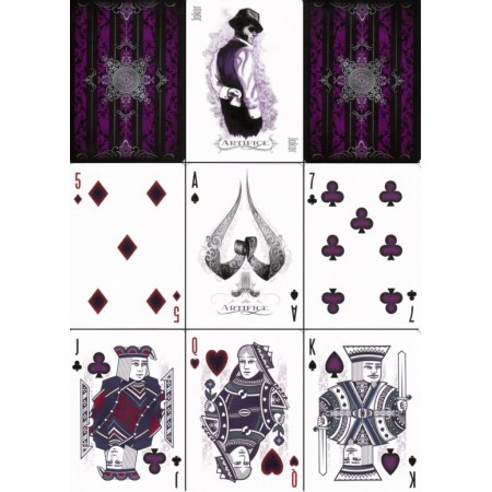 Artifice Deck Blue images
