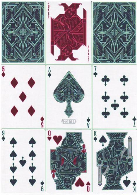 Artilect Spielkarten