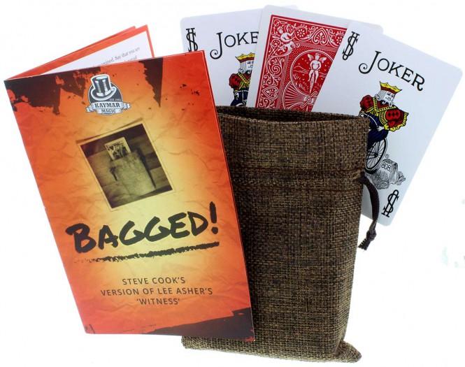 Bagged! von Steve Cook
