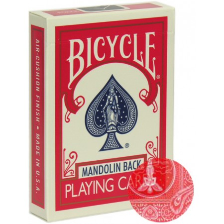 Bicycle 809 Mandolin Deck Rot