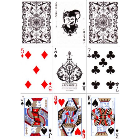 Bicycle Arch Angels Deck