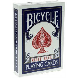 Bicycle Poker 808 Deck (Altes Design) Blau