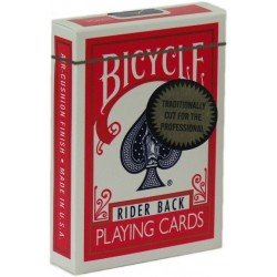 Bicycle Gold Standard Rot
