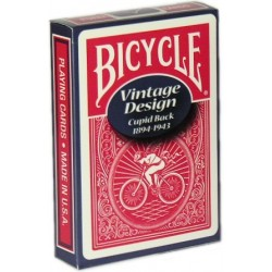 Bicycle Vintage Cupid Back Rot