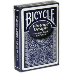 Bicycle Vintage Tangent Back Blau