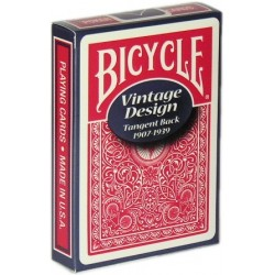 Bicycle Vintage Tangent Back Rot