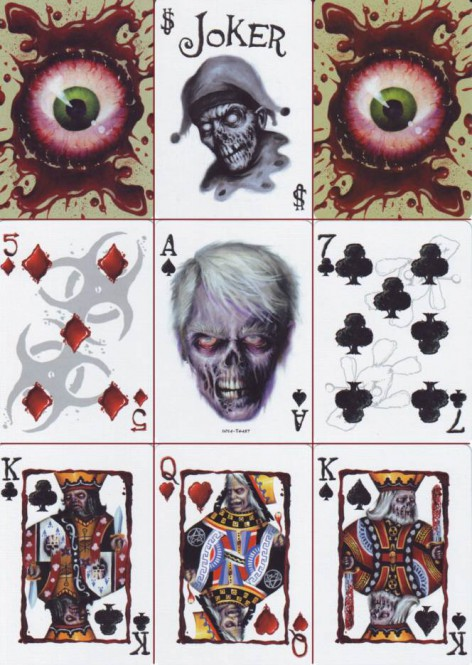 Bicycle Zombified Deck