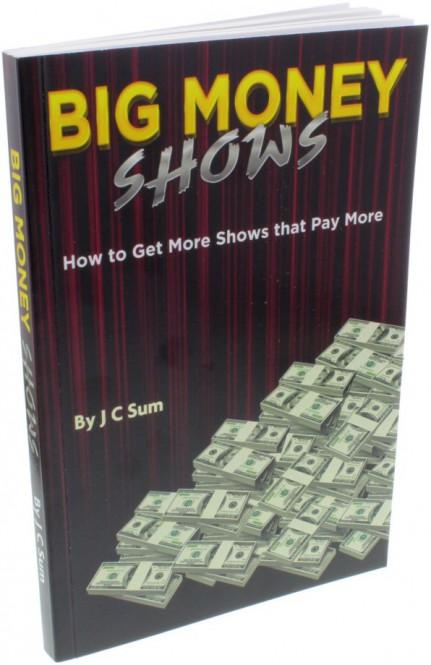 Big Money Shows von JC Sum
