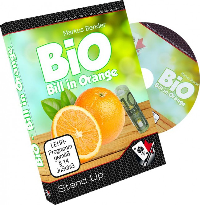 BiO - Bill in Orange DVD (einzeln)