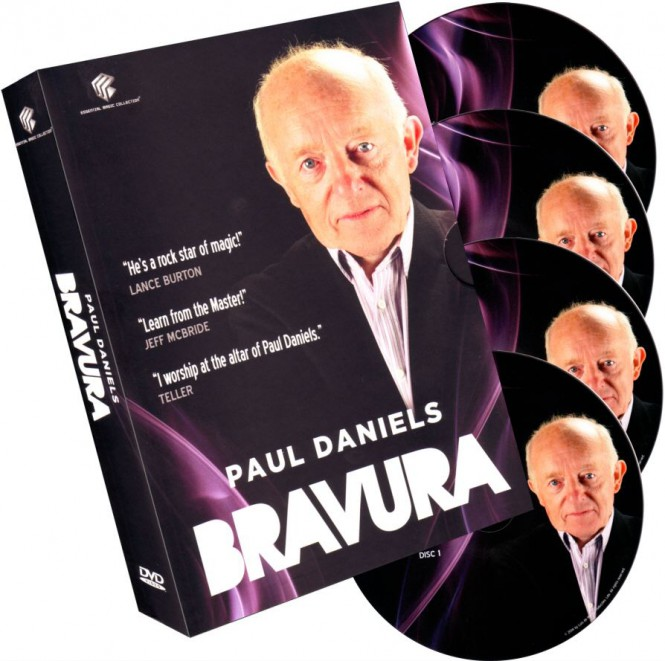 Bravura von Paul Daniels