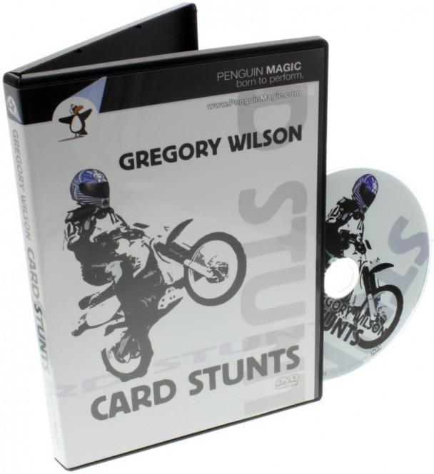Card Stunts von Gregory Wilson
