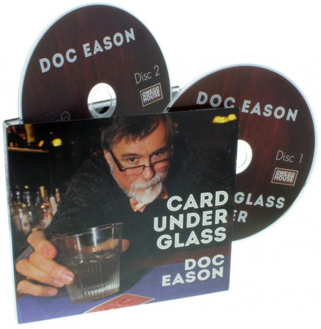 Card Under Glass von Doc Eason (Doppel-DVD)