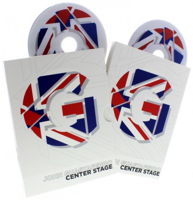Center Stage (Doppel-DVD) von John Guastaferro