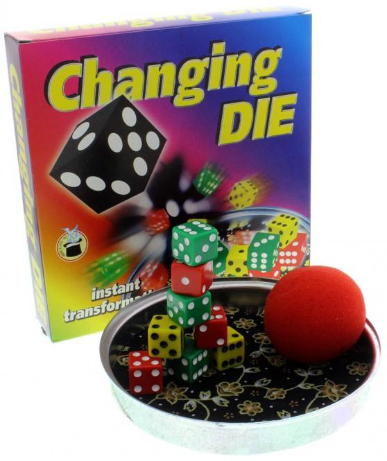 Transformations-Würfel (Changing Die)