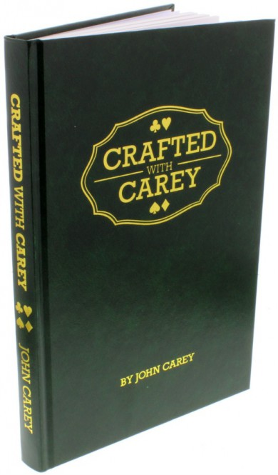 Crafted with Carey von John Carey