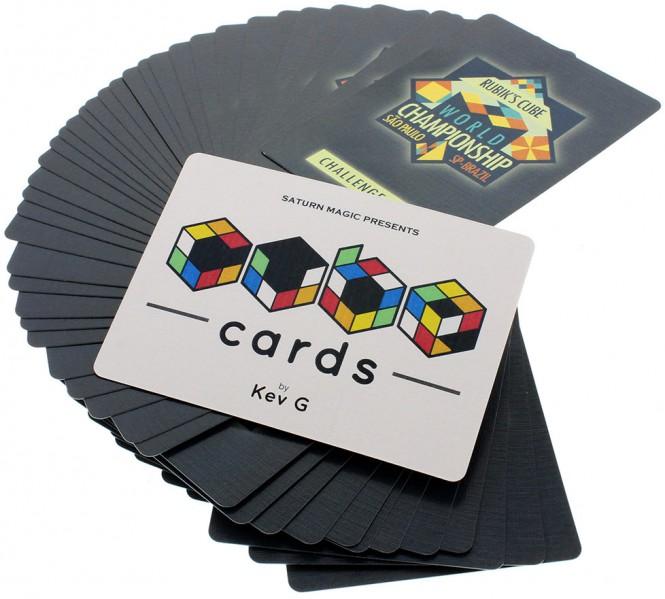 Cube Cards von Kev G