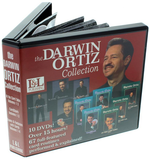 Darwin Ortiz Collection (10 DVD Set)
