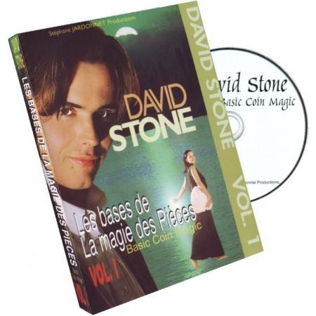 Coin Magic by David Stone DVD 1