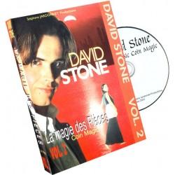 Coin Magic by David Stone DVD 2