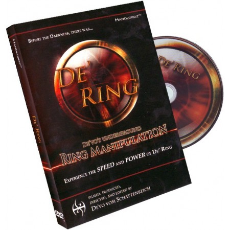 De'Ring DVD