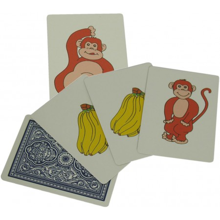 Der Affe und die Bananen