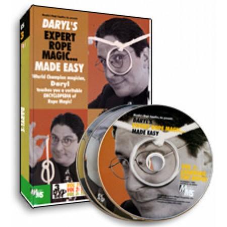 Daryl's Expert Rope Magic DVD 2