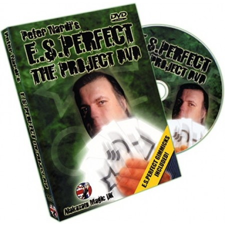 E.S.Perfect - The Project DVD
