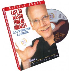 Easy to Master Thread Miracles DVD 1