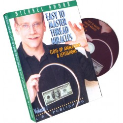 Easy to Master Thread Miracles DVD 2