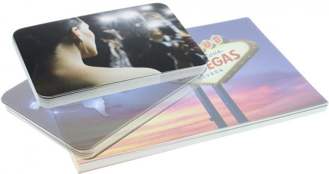 Ersatzkarten für Erinnerungen Promikarten