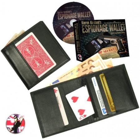 Espionage Wallet