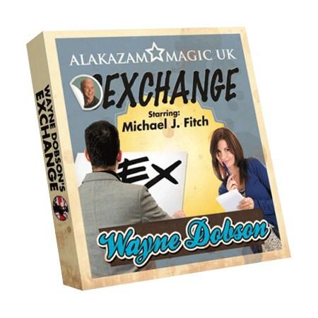 Exchange von Wayne Dobson