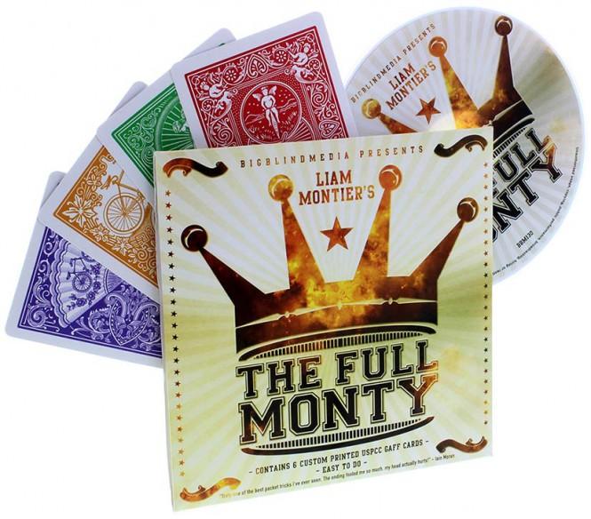 Full Monty von Liam Montier