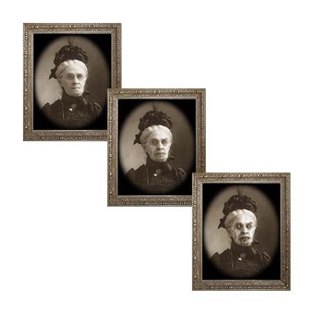 Geisterbild Grossmutter Gertrude