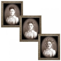 Geisterbild Tante Madeline