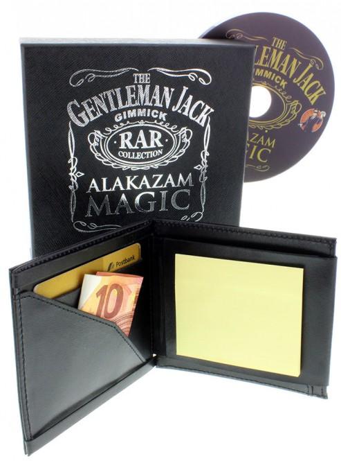 Gentleman Jack Gimmick Wallet