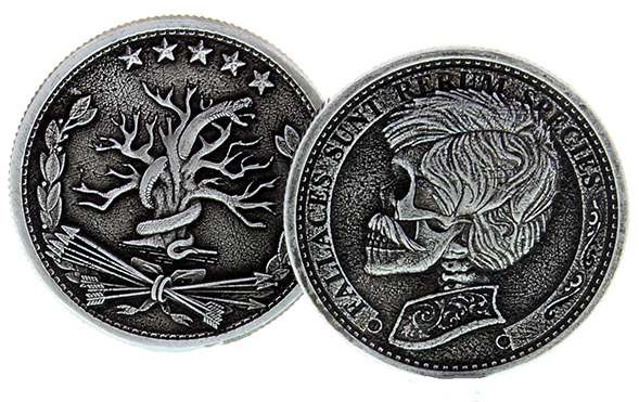 Grifters Coins
