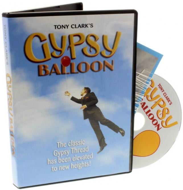 Gypsy Balloon von Tony Clark