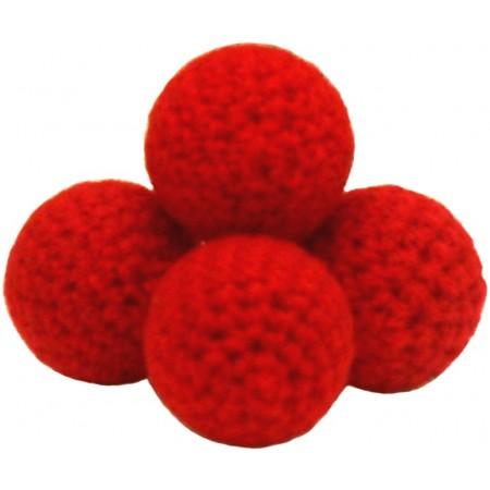 Häkelball ohne Metalleinlage
