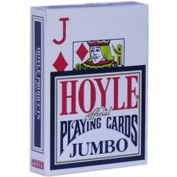 Hoyle Jumbo Index Blau