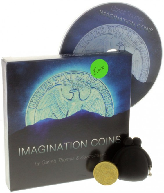 Imagination Coins von Garrett Thomas