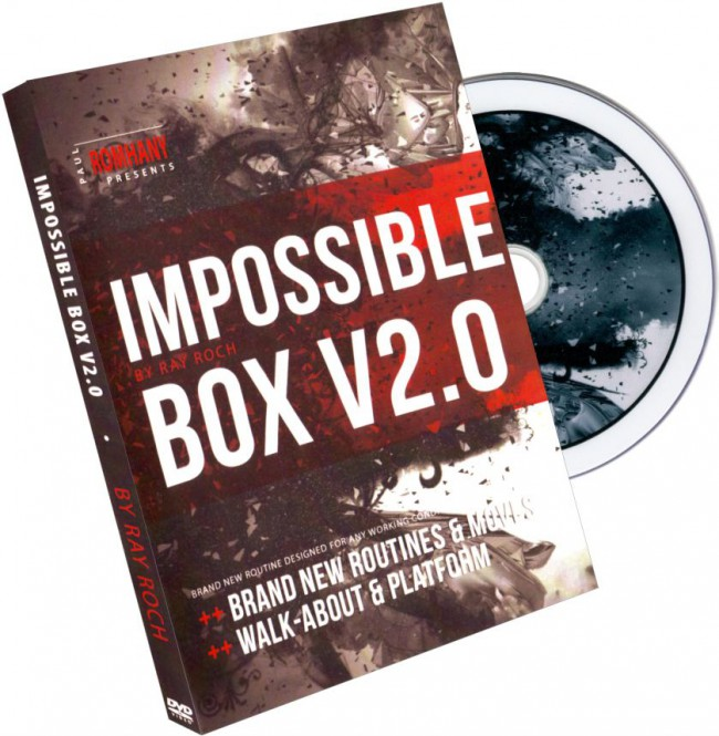 Impossible Box V2.0 von Ray Roch