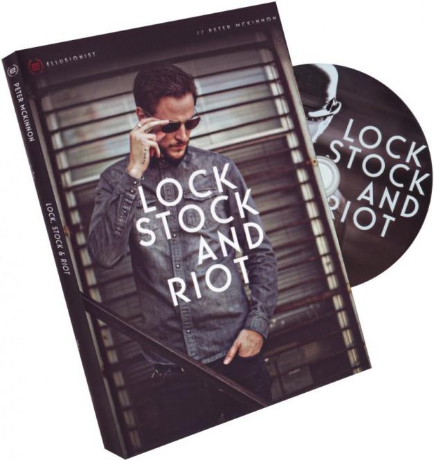 Lock Stock and Riot von Peter McKinnon