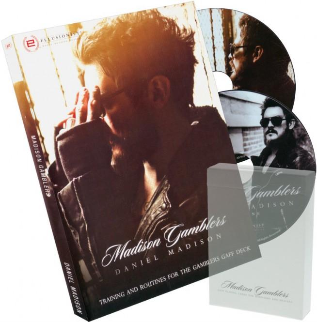 Madison Gamblers Doppel-DVD (ohne Karten)