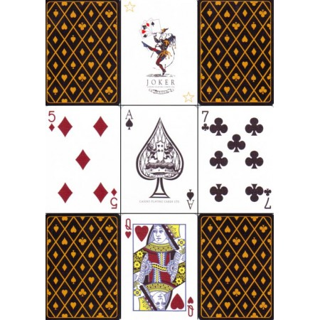 Massa Playing Cards