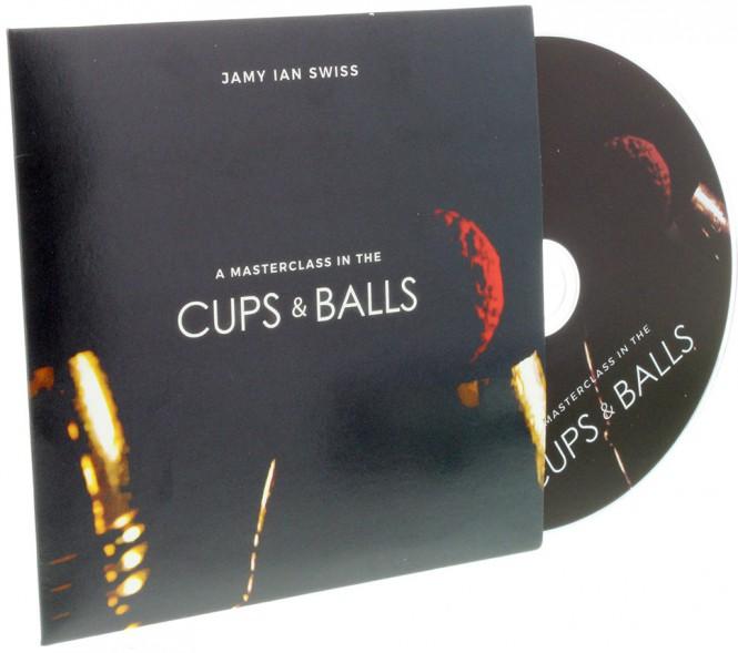 Masterclass in Cups & Balls von Jamy Ian Swiss