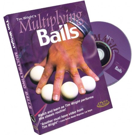 Multiplying Balls von Tim Wright